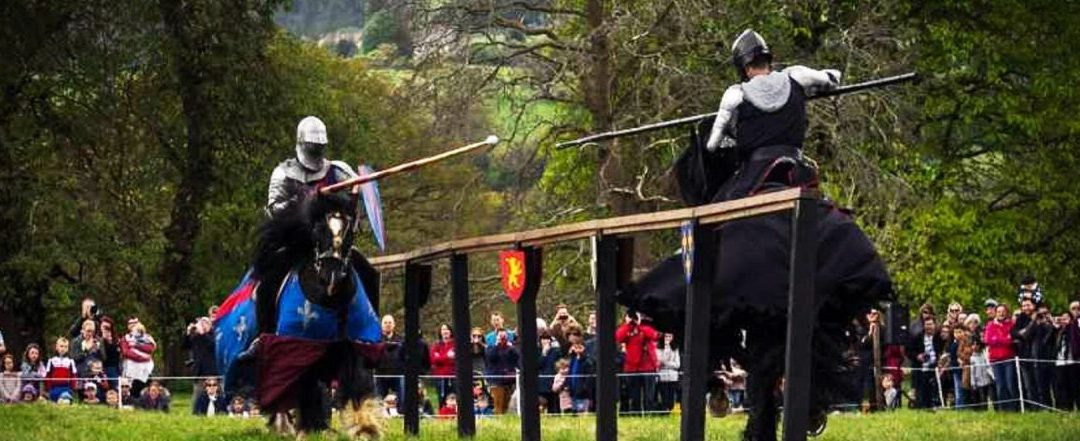 Father's Day Medieval Jousting at Sudeley Castle