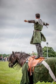 The Cavalry of Heroes performing Medieval Jousting Show at Lambeth Country Show 2017 Knights on Horseback 48