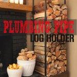 20 Interesting Indoor Firewood Storage Ideas Just Crafting Around