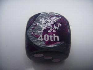 Griffon 40th 2