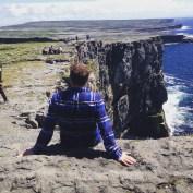 Pondering rocks