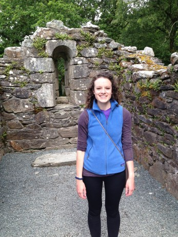 Monastic site at Glendalough
