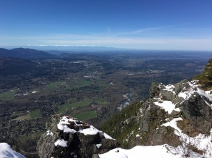View from Mount Si