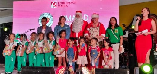 CEB - Robinsons Galleria Christmas