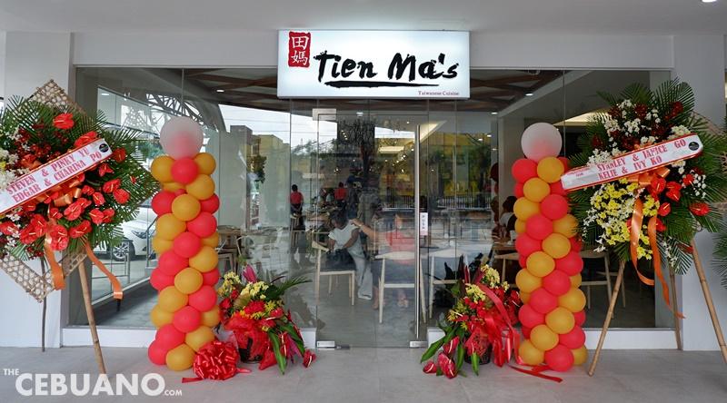 CEB - Tien Ma's