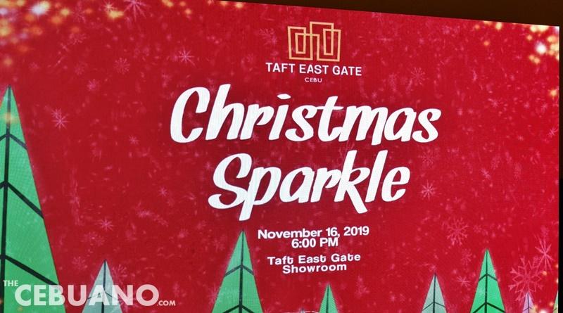 CEB - Taft East Gate Christmas Tree