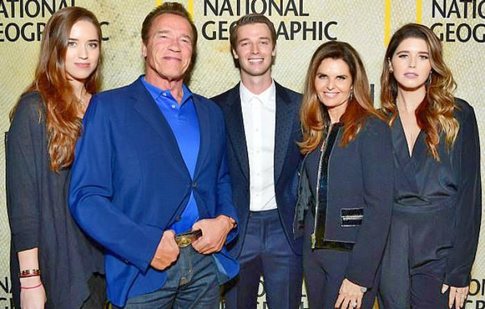 Arnold Schwarzenegger Children - Thecelebsinfo