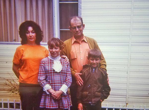 Mark Worman family