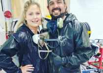 Will Scott and Allysa Rose