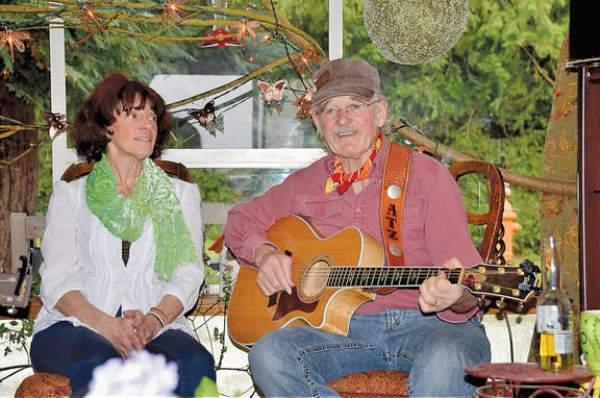 Atz Kilcher and his wife Bonnie Dupree