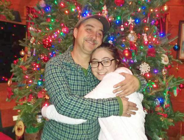 Steven RayTickle and his daughter Daisy Tickle | Thecelebsinfo