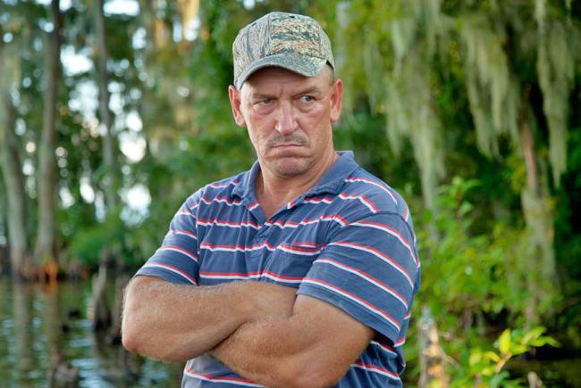 Swamp People Troy Landry