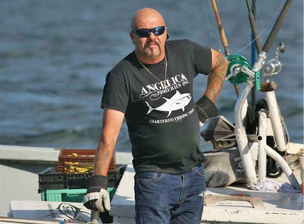 Wicked Tuna Star Dave Marciano