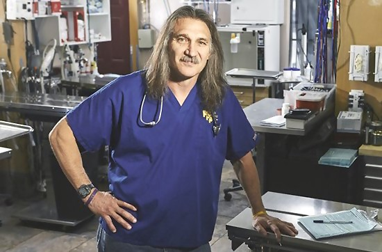 Dr Jeff Young Rocky Mountain Vet