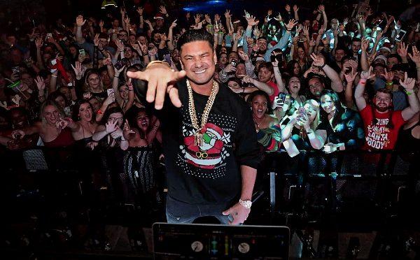 DJ Pauly performing at Harrahs Pool Party After Dark - Atlantic City
