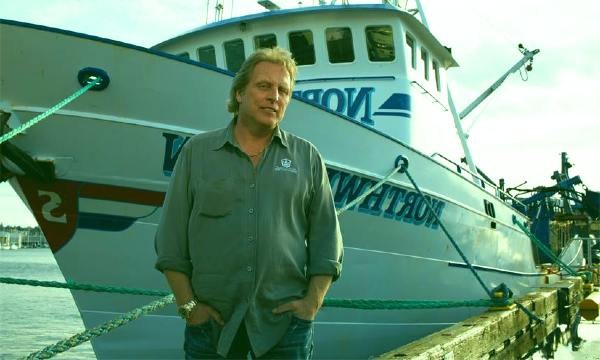 Deadliest Catch star Sig Hansen