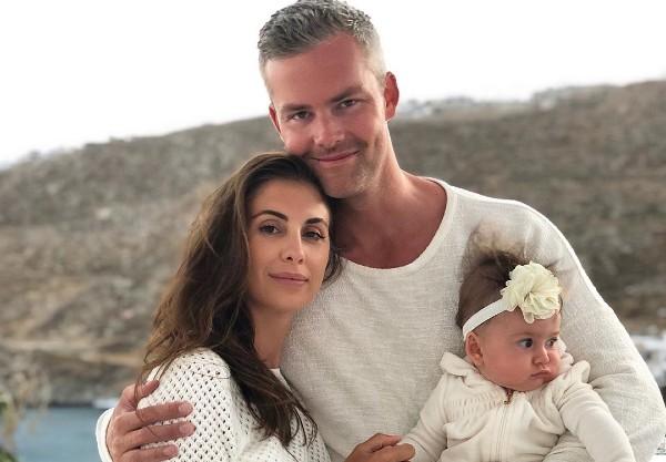 Emilia Bechrakis husband & daughter