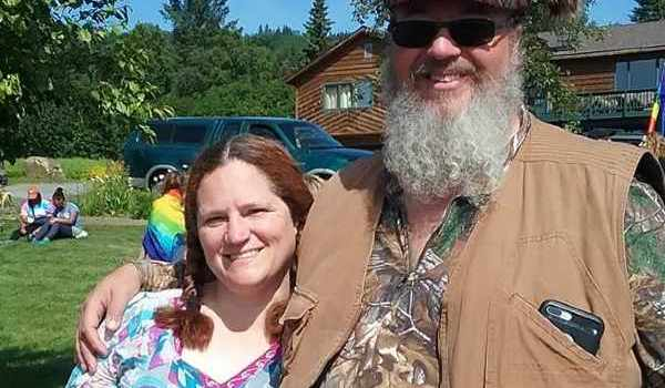 Shane and Kelli Ware Kilcher