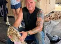 Swamp People Ronnie Adams