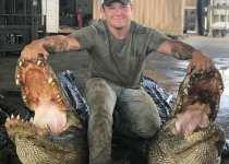 Swamp People star Holden Landry