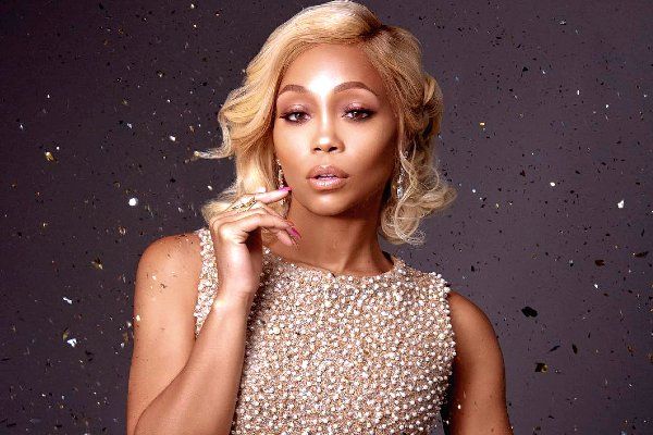 The multi talented lady singer, song writer, actress and dancer; Shamari Fear
