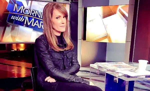 Jonas Max Ferris wife Dagen McDowell (reporter on the FOX Network)