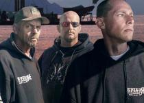 Brad Kelly, Andy Kelly, Kris Kelly