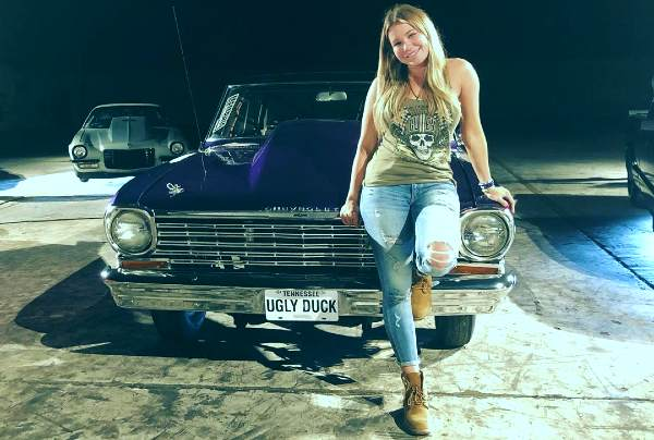 Street Outlaws rising star Mallory gulley