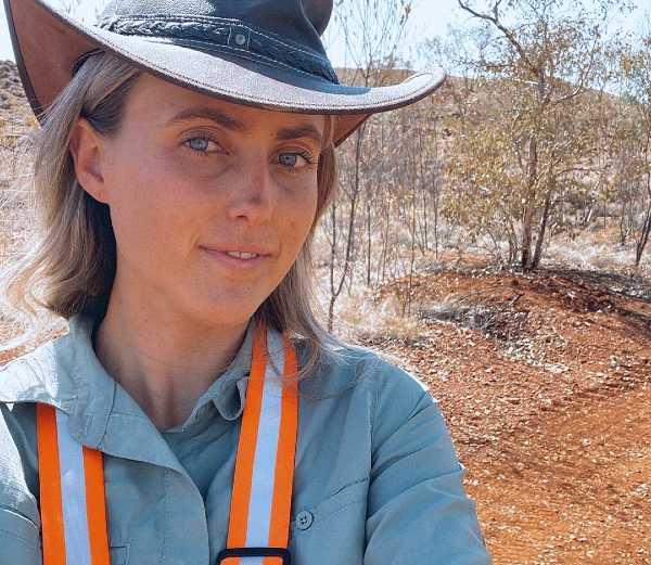 Australian Gold prospector Tyler Mahoney