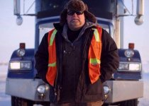 Ice Road truckers star Hugh Rowland