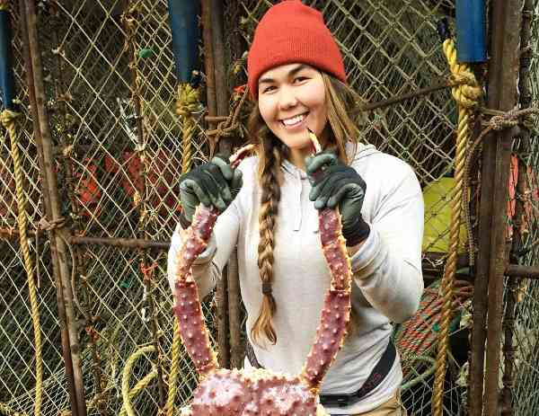 Deadliest Catch star Maria Dosal