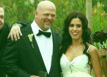 Rick Harrison and Deanna Burditt wedding