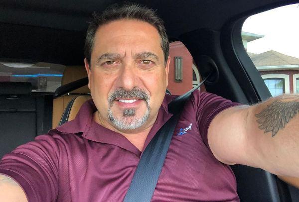 Dead Files star Steve DiSchiavi