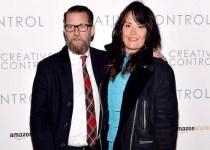 Emily Jendrisak with her husband Gavin McInne.