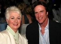 Mary Carey Van Dyke with her husband Barry Van Dyke.