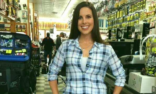 Garage Squad star Lauren Bohlander