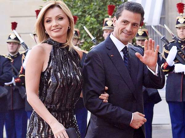 Angelica Rivera wiki- How rich is ex-wife of Enrique Peña Nieto?