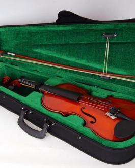 Скрипка 1/8 с футляром и смычком, Carayа MV-008 описание и цены