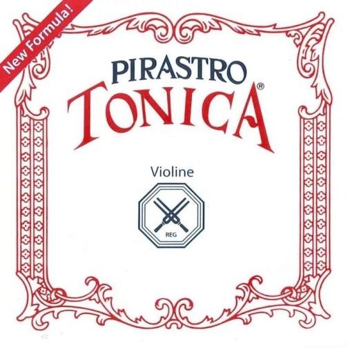 Комплект струн Pirastro 412041 Tonica Violin 3/4-1/2 для скрипки (синтетика) описание и цены