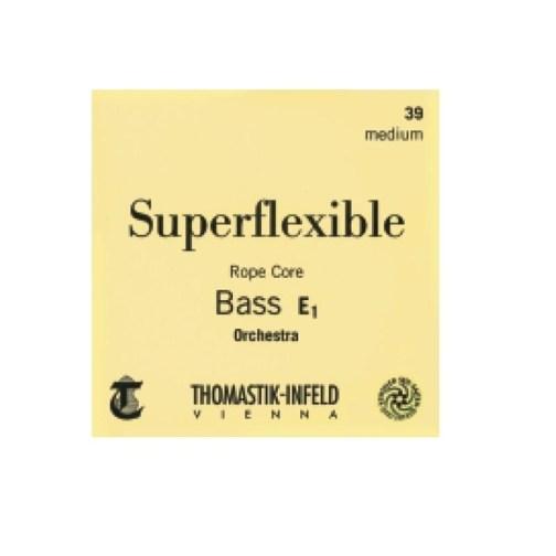 Струны для контрабаса 4/4 THOMASTIK INFELD Superflexible Rope core 43 описание и цены