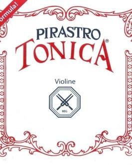 Комплект струн Pirastro 412021 Tonica Violin 44 для скрипки (синтетика) описание и цены