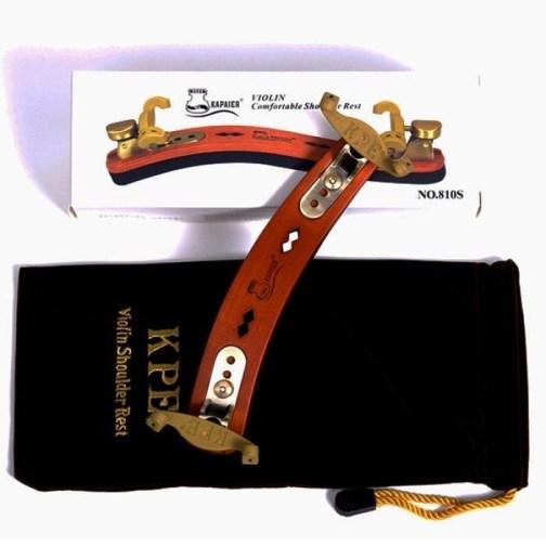Мостик для скрипки размером 4/4-3/4, настраиваемый, Kapaier NO.810S