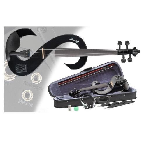 Электроскрипка STAGG EVN 4/4 BK описание и цены