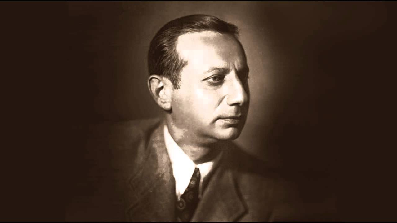 14 декабря. Александр Цфасман.