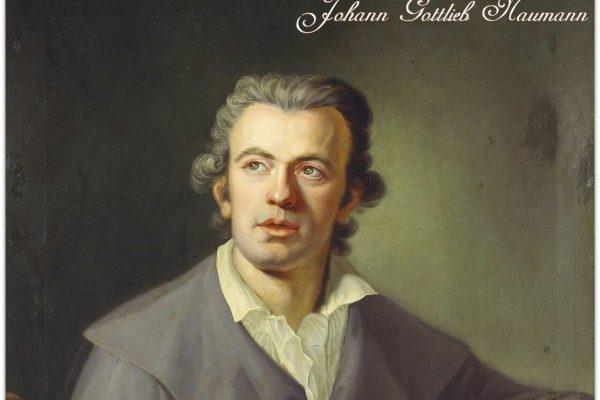 17 апреля. Иоганн Готлиб Науман.