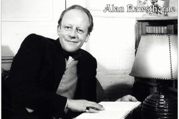 2 мая. Алан Роусторн.