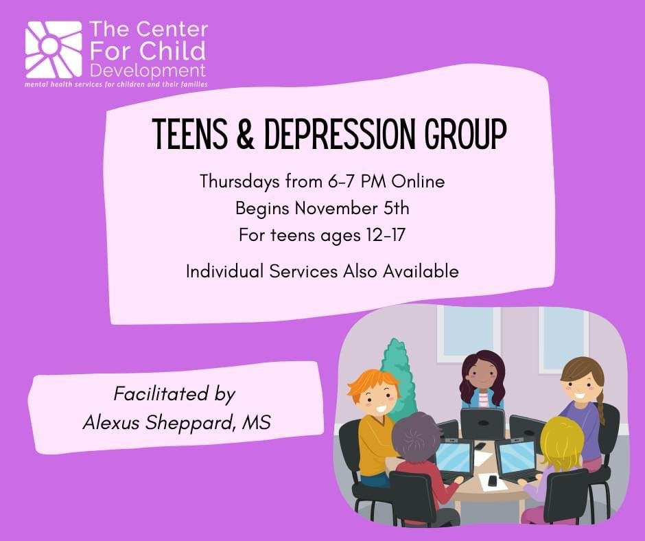 Teens and Depression Group Fall 2020