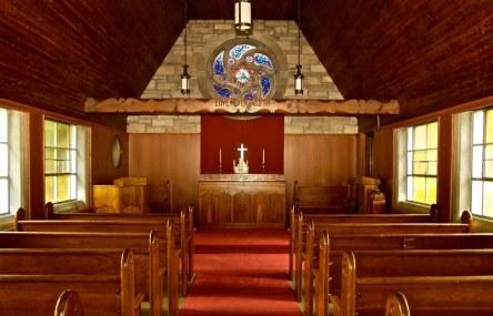 chapel INT