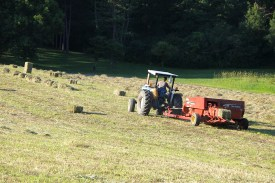 tractor contrast