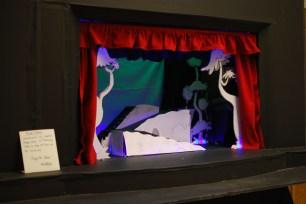 "Diorama of the ""Seussical"" stage. Photo Credit: Albert Tanjaya (275)"